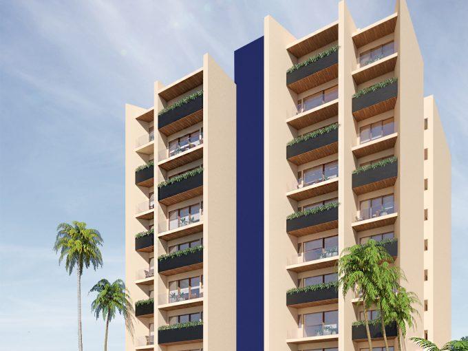Torre Catamarán